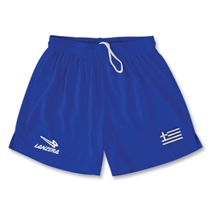Greece Primera Soccer Shorts (Royal)