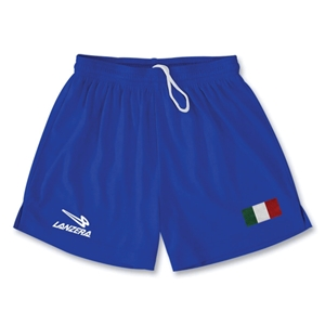 Italy Primera Soccer Shorts (Royal)