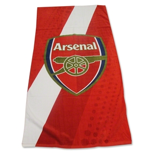 Arsenal Bath Towel