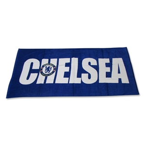 Chelsea Woodmark Beach Towel