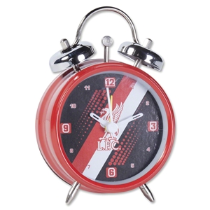 Liverpool Stripe Mini Bell Clock