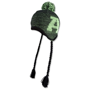 adidas Anthem Earflap (Blk/Yellow)