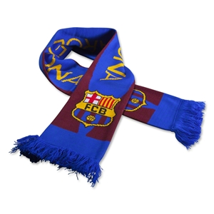 Barcelona Optic Scarf