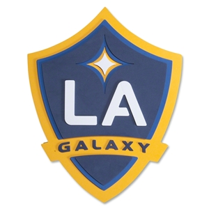 LA Galaxy 3D Foam Logo Sign