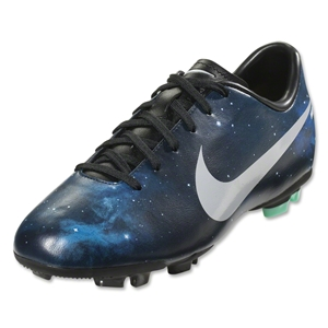 Nike Junior Mercurial Victory IV CR FG (Metallic Platinum)