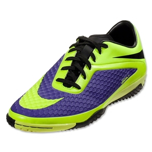 Nike HyperVenom Phenom IC (Electro Purple/Volt/Black)