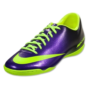 Nike Mercurial Victory IV IC (Electro Purple/Volt Black)