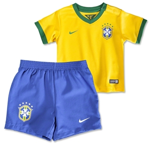 Brazil 2014 Home Toddler Kit
