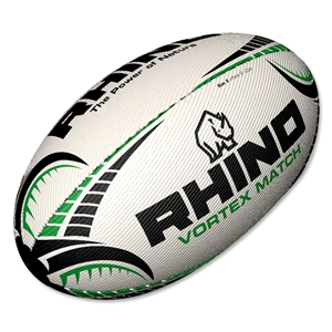 Rhino Vortex Club Match Rugby Ball