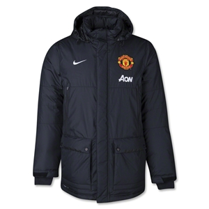 Manchester United Squad Medium Fill Jacket