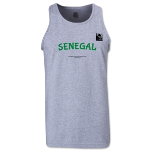 FIFA Beach World Cup 2013 Senegal Tank Top (Gray)