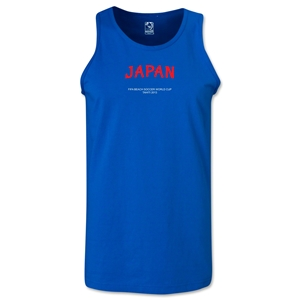 Japan FIFA Beach World Cup 2013 Tanktop (Royal)