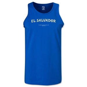 El Salvador FIFA Beach World Cup 2013 Tanktop (Royal)