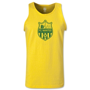 FC Nantes Tank Top (Yellow)