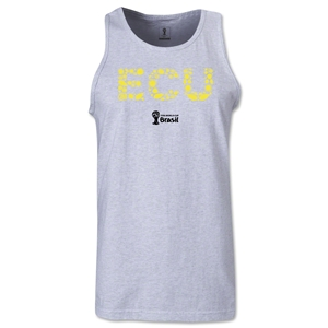 Ecuador 2014 FIFA World Cup Brazil(TM) Men's Elements Tank Top (Ash)