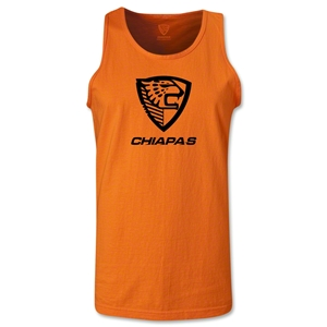 Jaguares de Chiapas Tank Top (Orange)