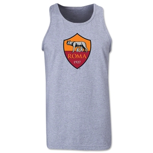 AS Roma Crest Tank Top (Gray)