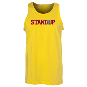 StandUp Logo Tank Top (Yellow)