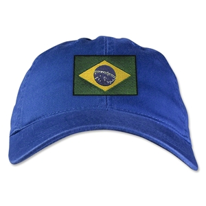 Brazil Unstructured Adjustable Cap (Royal)