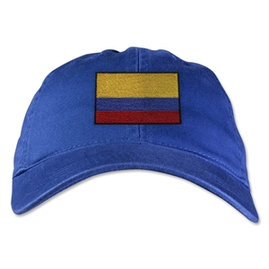 Colombia Unstructured Adjustable Cap (Royal)