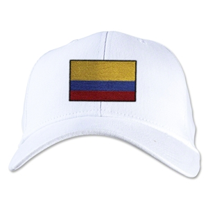 Colombia Flexfit Cap (White)