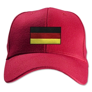 Germany Flexfit Cap (Red)