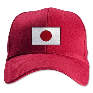 Japan Flexfit Cap (Red)