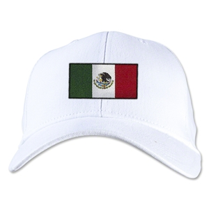 Mexico Flexfit Cap (White)