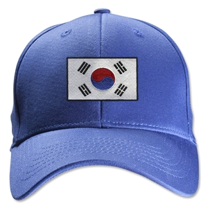 South Korea Flexfit Cap (Royal)