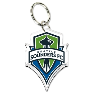 Seattle Sounders Llavero de Futbol
