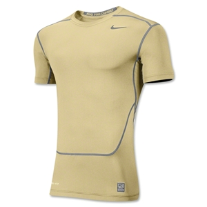 Nike Core 2.0 Compression Top (Gold)