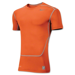 Nike Core 2.0 Compression Top (Orange)