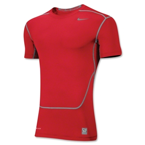 Nike Core 2.0 Compression Top (Red)