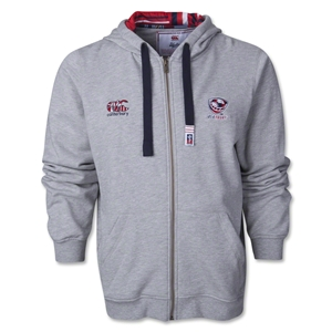 USA Rugby Uglies Full Zip Hoody