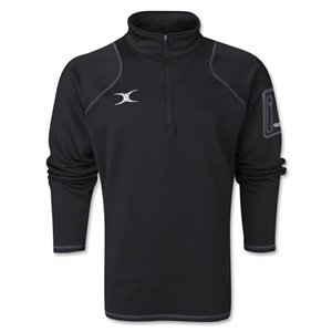 Gilbert Quest 1/4 Zip Micro Fleece (Black)