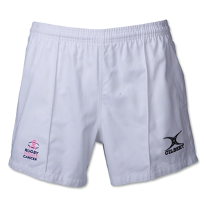 Rugby Fights Cancer Kiwi Pro Short (White)