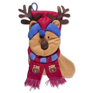 Barcelona Reindeer Stocking