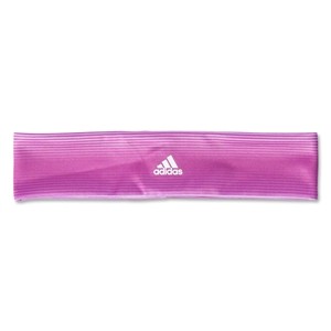 adidas Women's Studio Hairband Pink