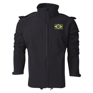 Brazil Performance Softshell Jacket (Black)