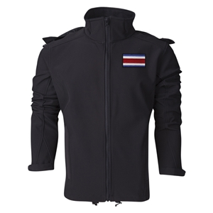 Costa Rica Performance Softshell Jacket (Black)
