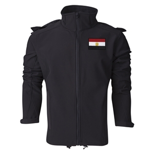 Egypt Performance Softshell Jacket (Black)