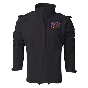 Namibia Performance Softshell Jacket (Black)