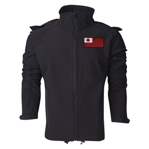 Tonga Performance Softshell Jacket (Black)