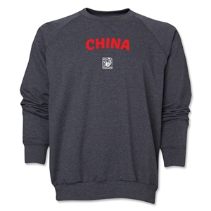 China FIFA U-17 Women's World Cup Costa Rica 2014 Core Crewneck Fleece (Grey)