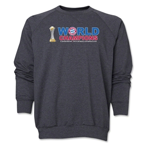 FIFA Club World Cup 2013 Champions Men's Crewneck Fleece