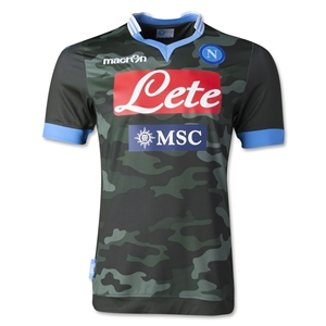 Napoli 13/14 Away Soccer Jersey