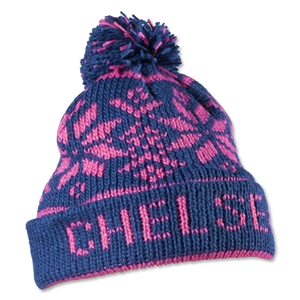 Chelsea Ladies Fairisle Beanie