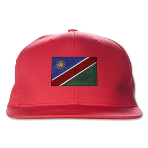Namibia Flatbill Cap (Red)