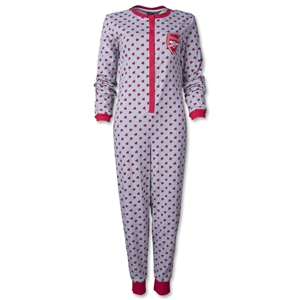 Arsenal Ladies Onesie