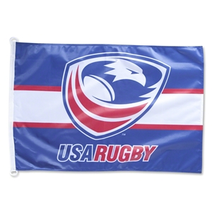 USA Rugby Supporter Flag